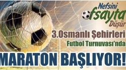 3. Osmanlı Şehirleri Futbol Turnuvası