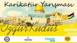 Özgür Kudüs Karikatür Yarışması Başvuruları
